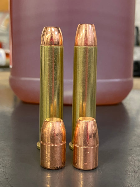 45-70 Bullet Profile Change