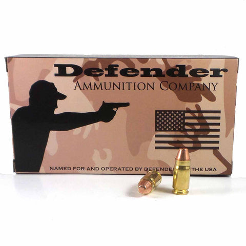 40 S&W Hollow Point