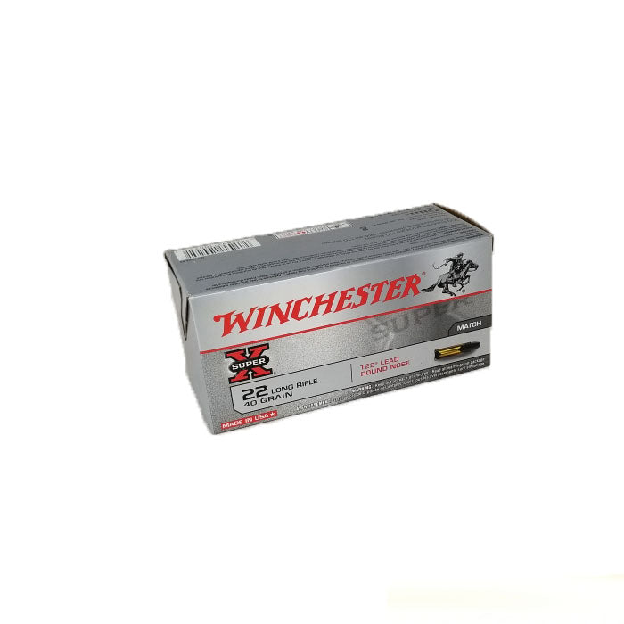 Winchester 22 Match 40g Brick of 500