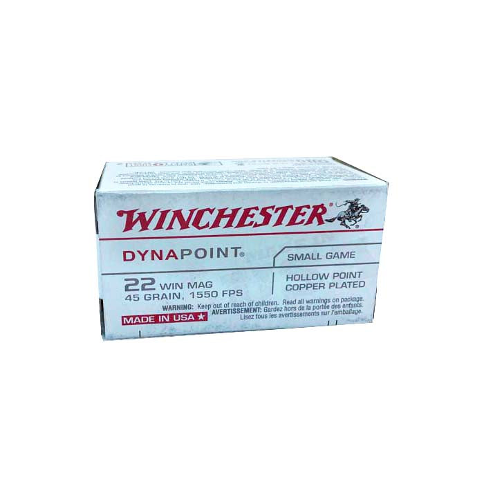 Winchester 22 Magnum DynaPoint