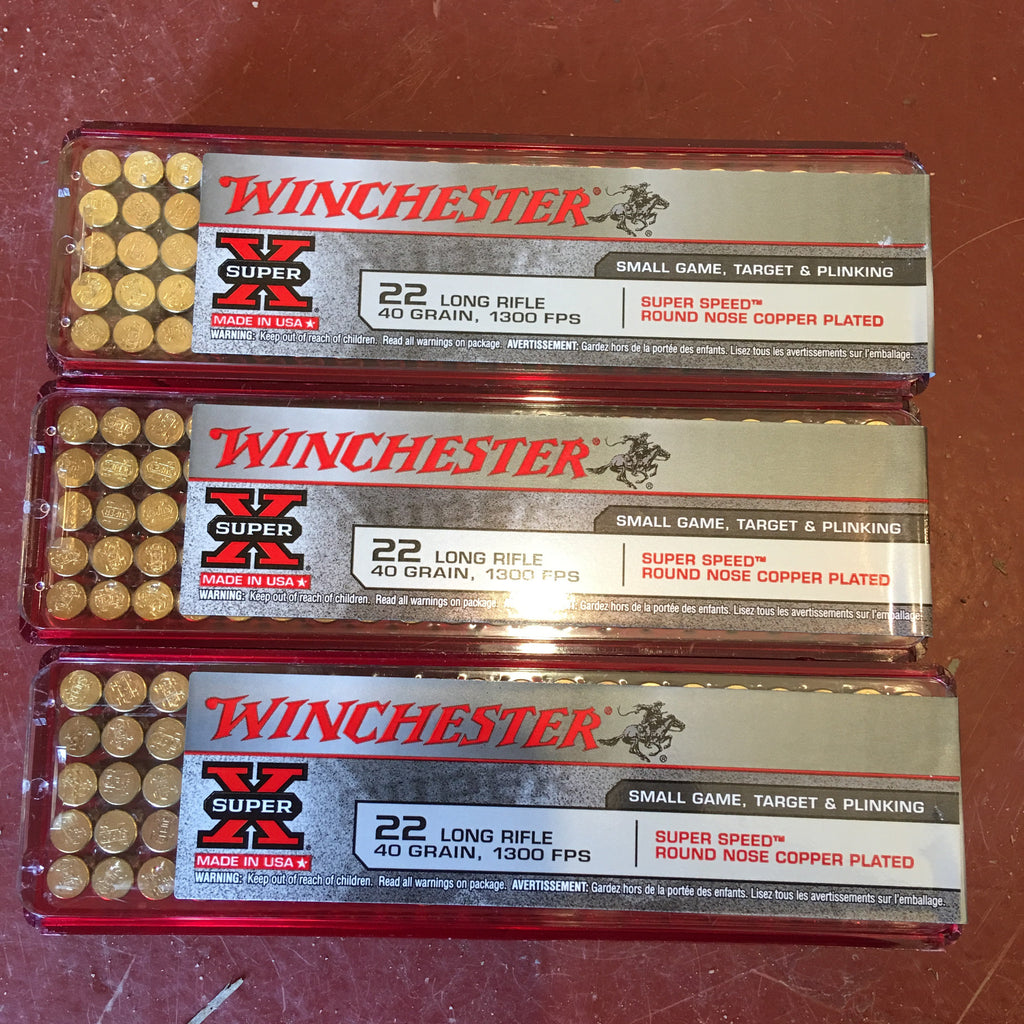 Winchester 22 LR 40g