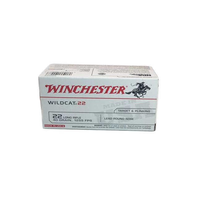 Winchester Wildcat 22 Long Rifle