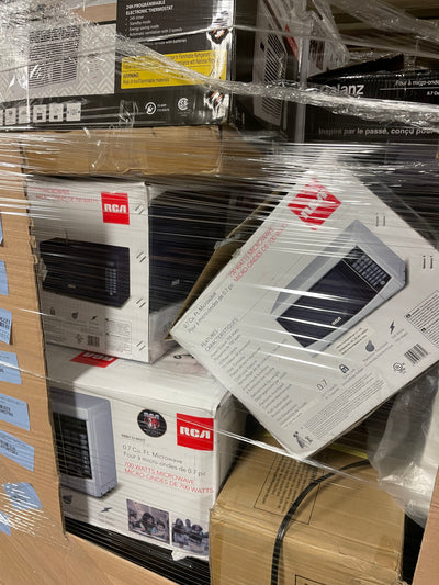 BB Electronics Pallet BL#BB624