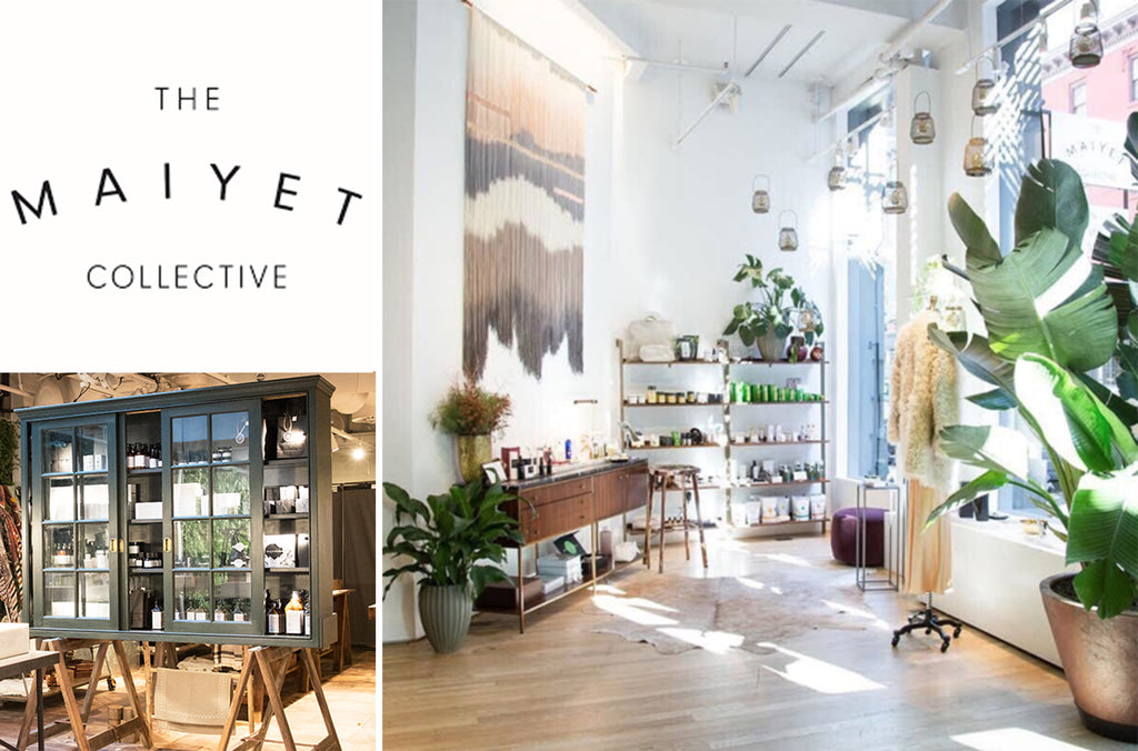 The Sustainable Fashion Movement with Maiyet Collective