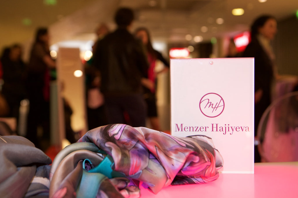 The coming of spring at Beaugrenelle Mall: 2 day pop-up stores by Menzer Hajiyeva
