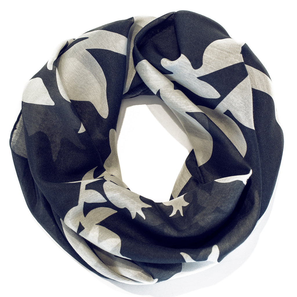 KEMALE COTTON SCARF