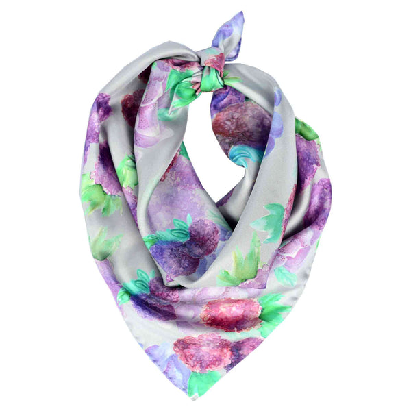 ANGELINA SILK SCARF