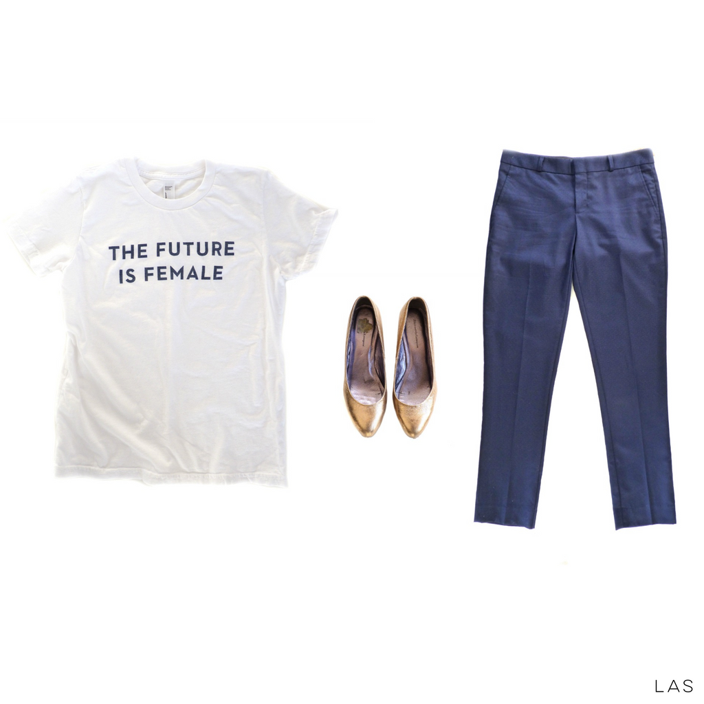 THE 100 DAY PROJECT PROMPT #7 OUTFIT