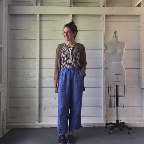 SLOW FASHION LOVE: KATRINA RODABAUGH