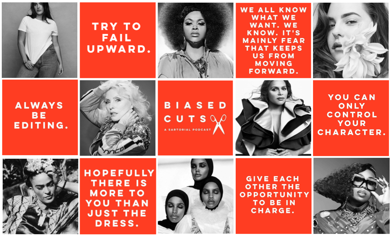Biased Cuts Podcast