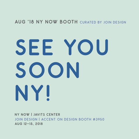 NYNOW Join Design Zelma Rose