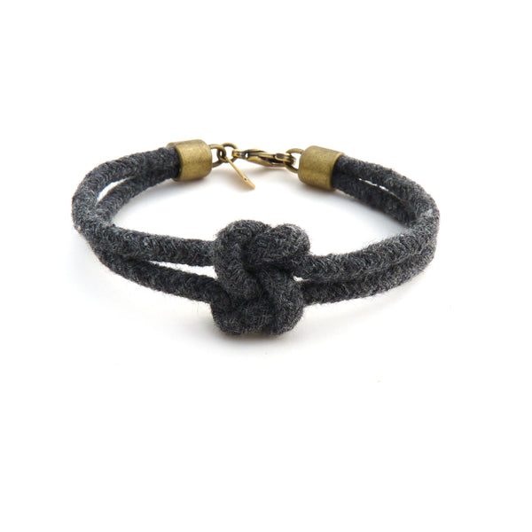 Headlands Bracelet in Graphite