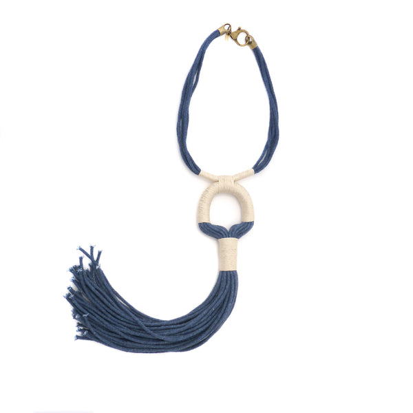 Lilah Necklace Graphite