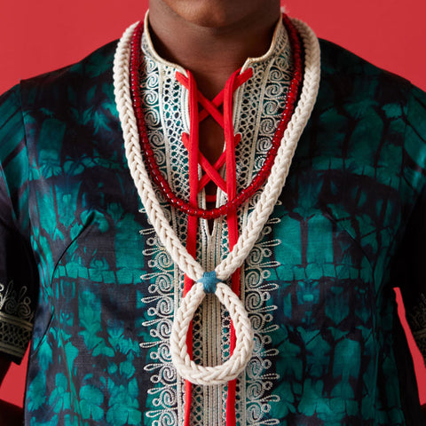 MODERN DRAPERY Indio Necklace