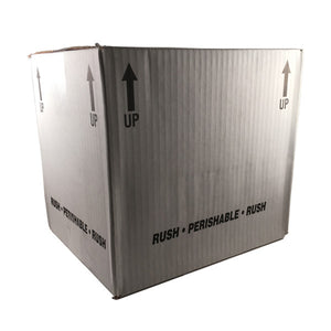 Domestic Blue Crab Shipping Box - Boilerplate Crab & Co