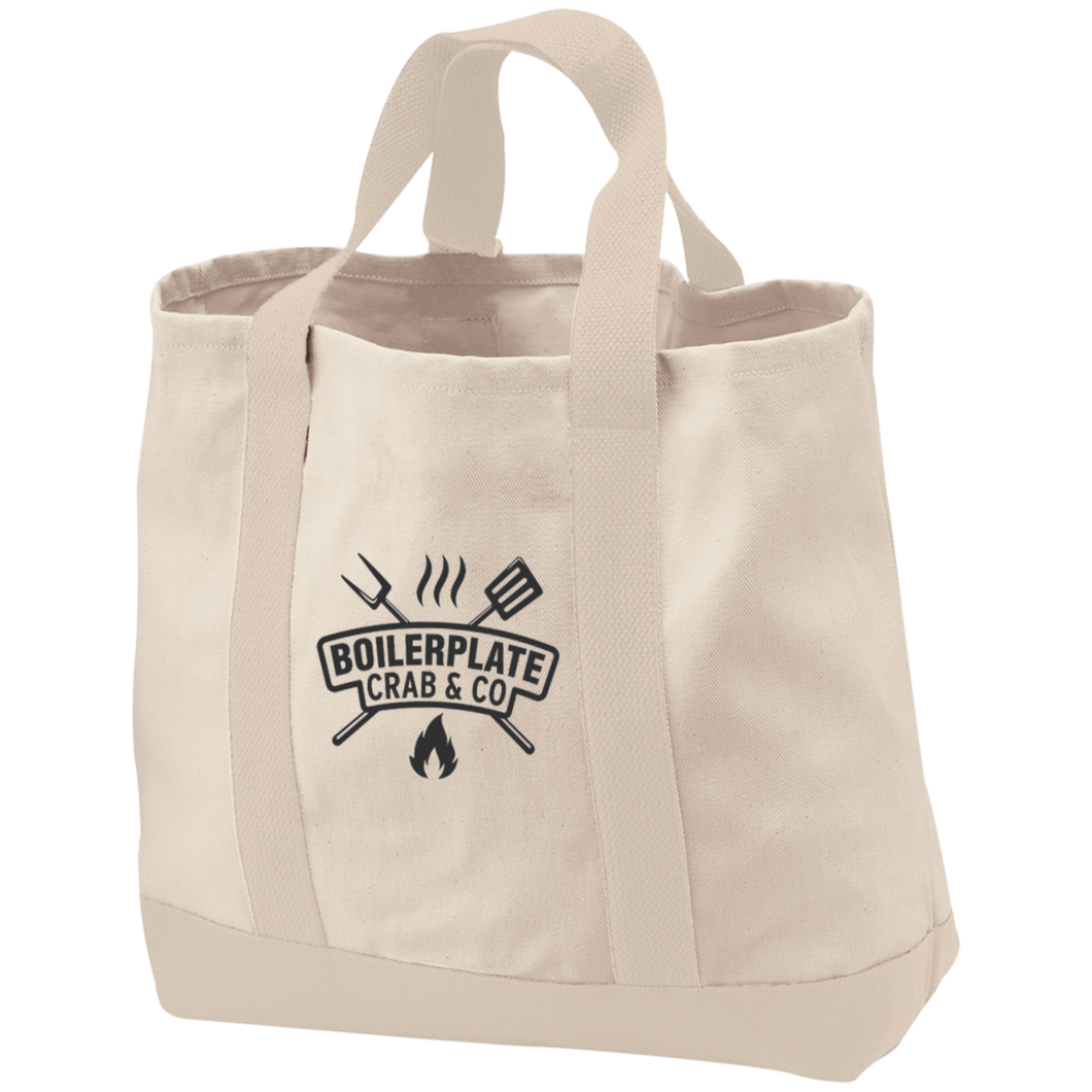 Boilerplate Crab & Co Shopping Tote