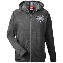 Gray Boilerplate Crab & Co Performance Jacket