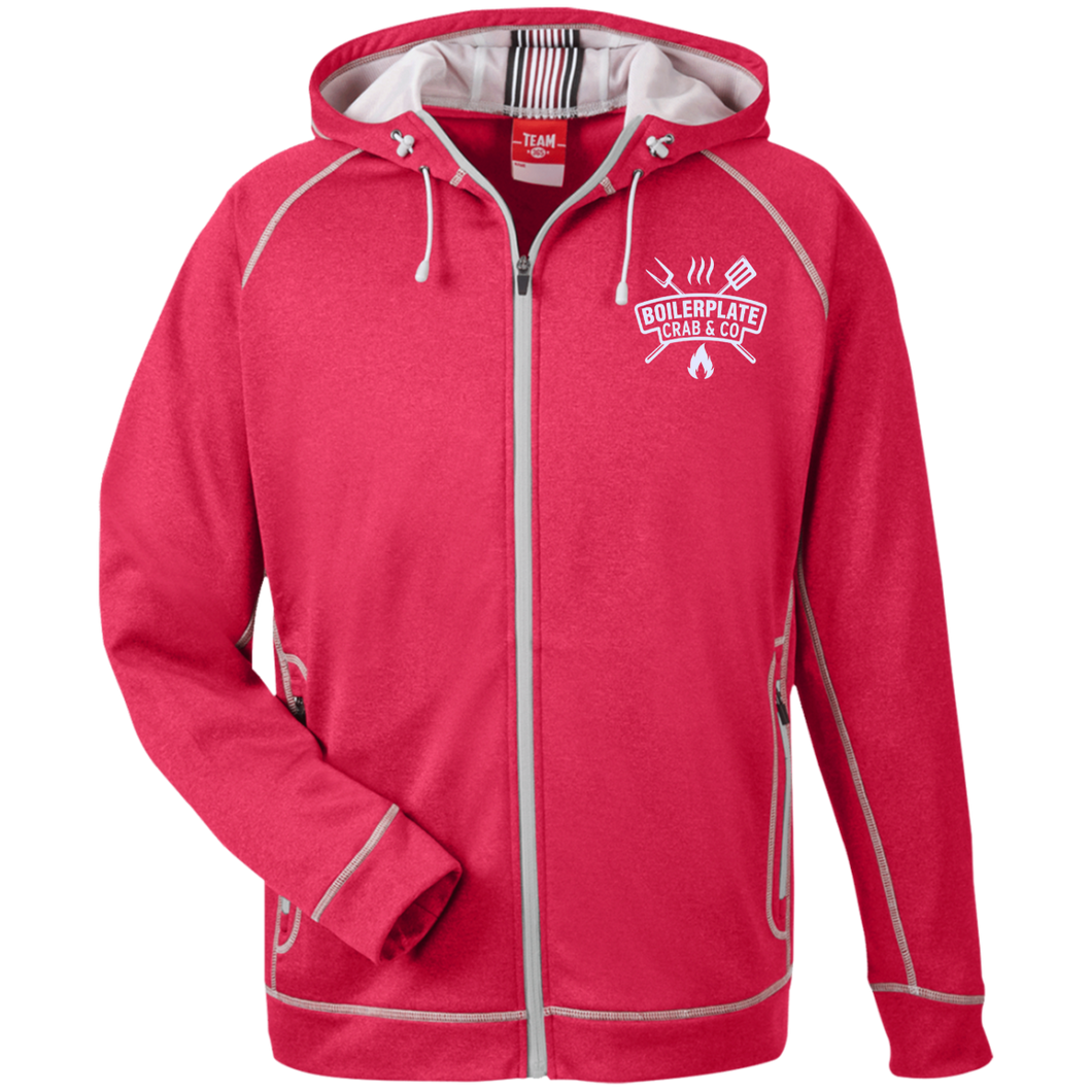 Red Boilerplate Crab & Co Performance Jacket