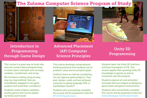 Computer Science Program of Study