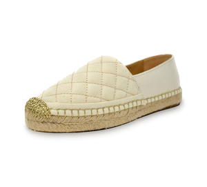 Geneva Canvas Espadrille Slip-On