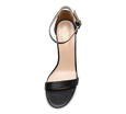 Heather Block High Heel Sandals