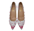 Candy Spikes High Heel Pumps