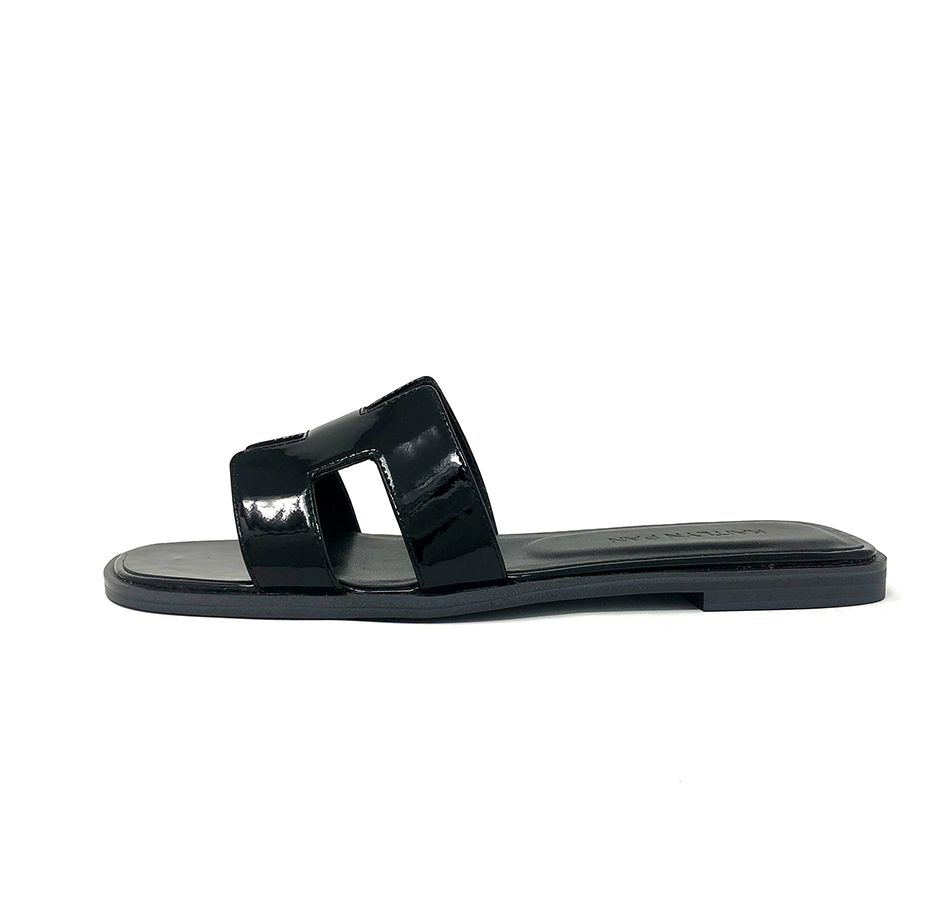 kaylee slipper sandals - final sale