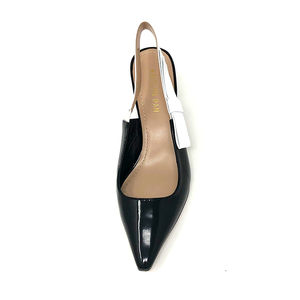 Helena Kitten Heel Slingbacks - Final Sale