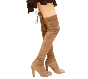 Pamela Slim Fit High Heel Boots