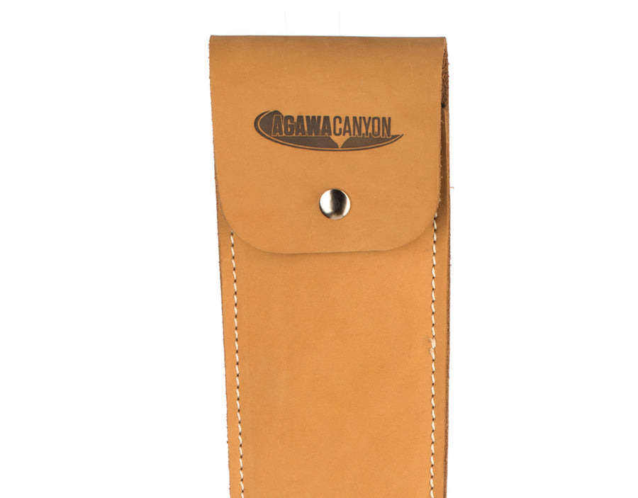 NuBuck Leather Sheath - agawacanyoninc.ca - 2