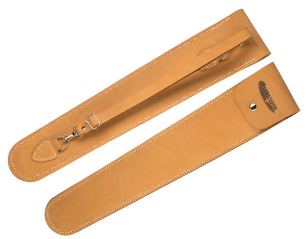 NuBuck Leather Sheath