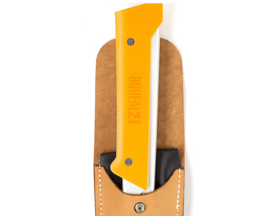 NuBuck Leather Sheath - agawacanyoninc.ca - 3