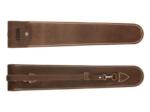 "21"" Crazy Horse Leather Sheath"