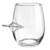 BenShot Broadhead Wine Glass