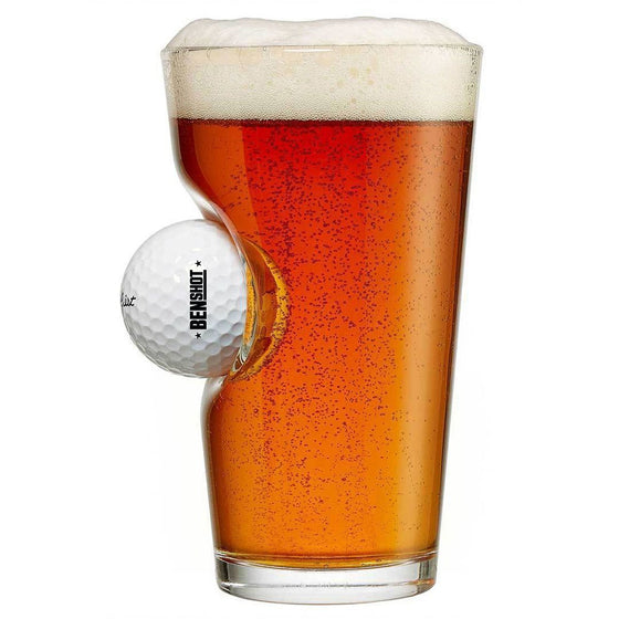 BenShot Golf Ball Glasses - BenShot