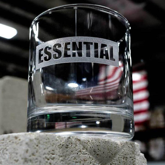 """Essential"" Glass - Bulk Orders - BenShot"