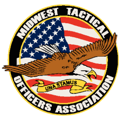 Midwest Tactical Officers Association logo