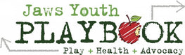 Jaws Youth Playbook logo