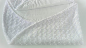 Intimate Heart luxury mattress protector, waterproof, absorbent, sex blanket, faux fur - Intimate Hearts Ignite Passion