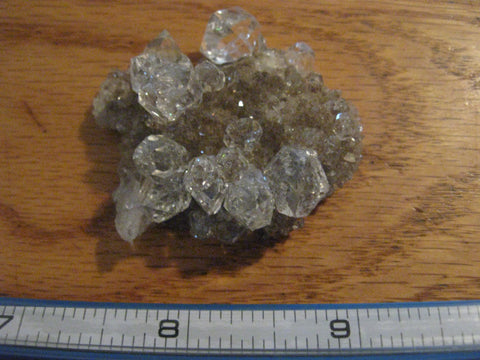 Herkimer Diamond Drusy 11