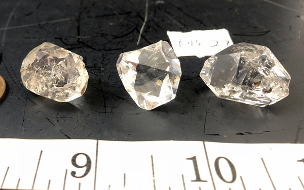 Herkimer Diamond Lot 1015-27 - Of Coins & Crystals