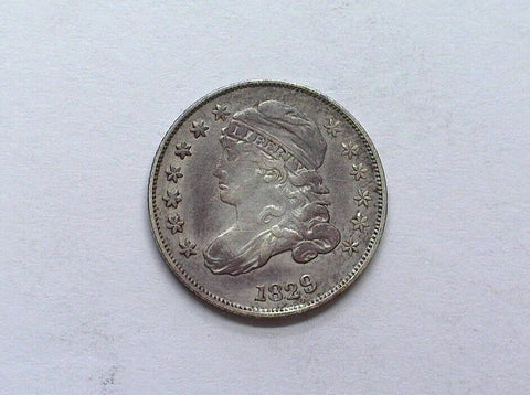 1829 Capped Bust Dime XF-40