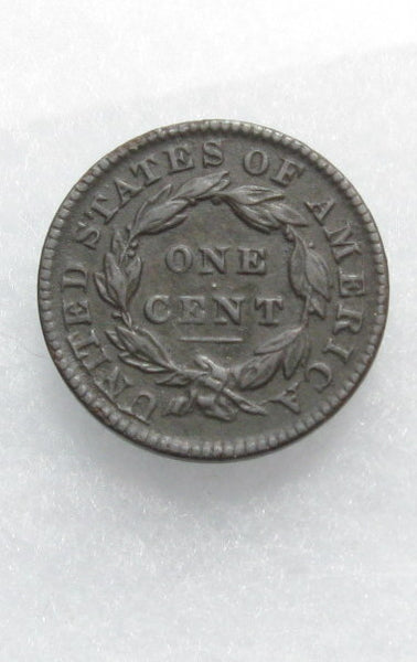 1833 Large Cent XF-40 | Of Coins & Crystals