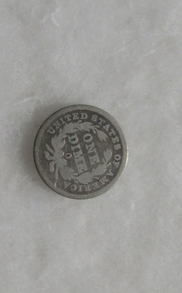 1838-O Seated Liberty Dime G-4