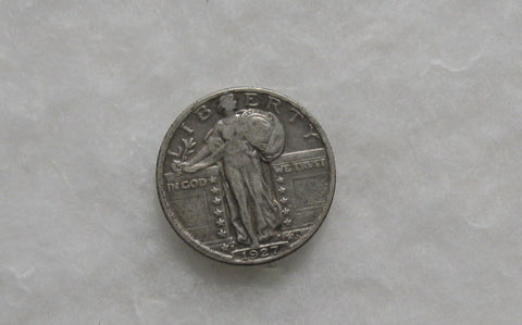 1927-D Standing Liberty Quarter VF-20