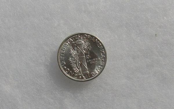 1944-S Mercury Dime MS-66 - Of Coins & Crystals