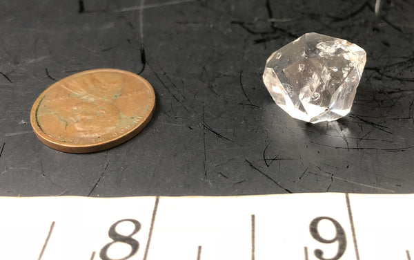 Herkimer Diamond Single 41 - Of Coins & Crystals