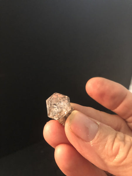 Herkimer Diamond Drusy  626-16
