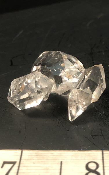 Herkimer Diamond Mini Cluster 626-24 - Of Coins & Crystals