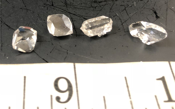 Herkimer Diamond Pairs 8618 - Of Coins & Crystals